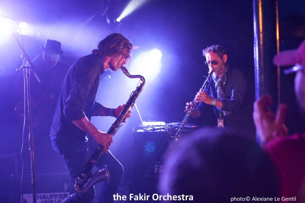 C-Fakir orchestra trio CDLN