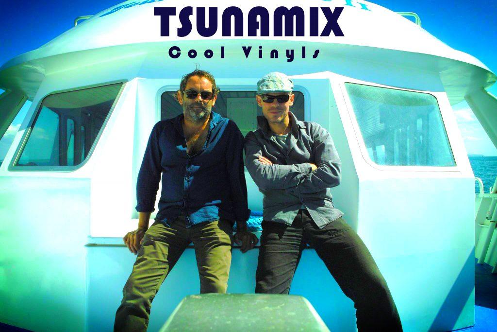 TsunamiX Franck et Fred
