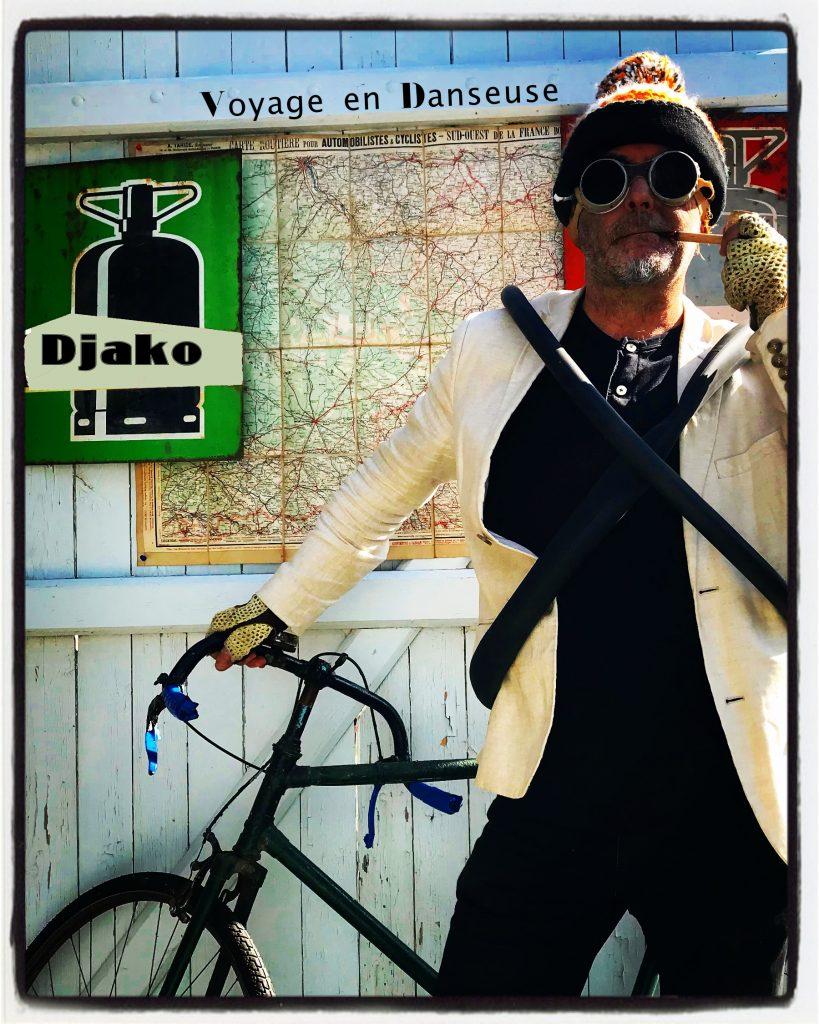 Djako -Voyage en Danseuse